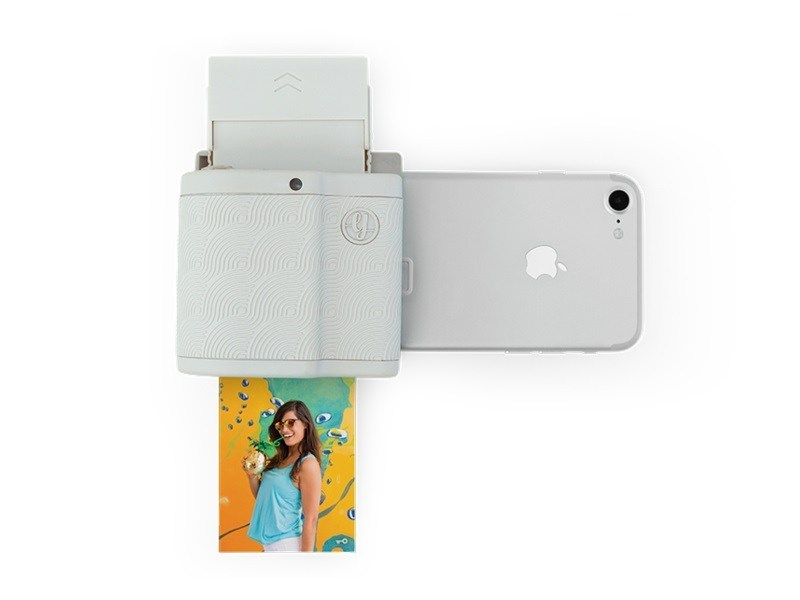 Smartphone Printer Prynt Pocket Cool Grey By Prynt