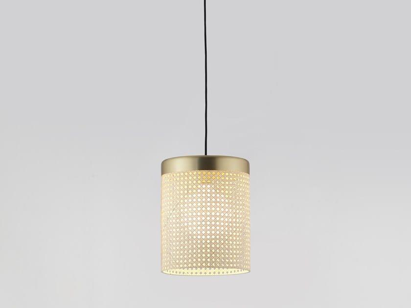 LED rattan pendant lamp PTAN   Pendant lamp by Aromas del Campo