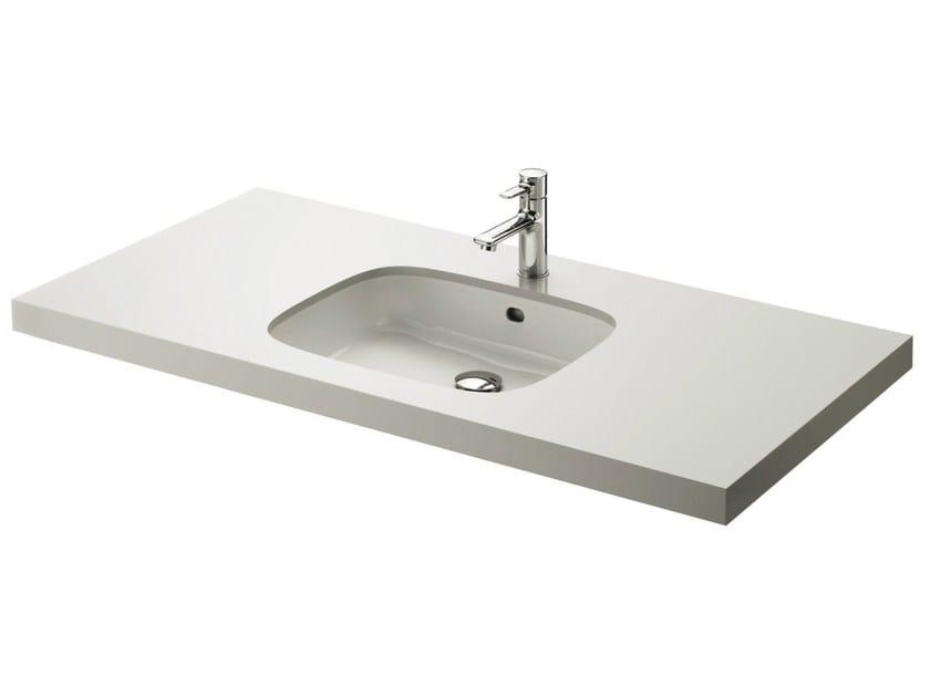 PUBLIC   Ceramic Public washbasin By TOTO