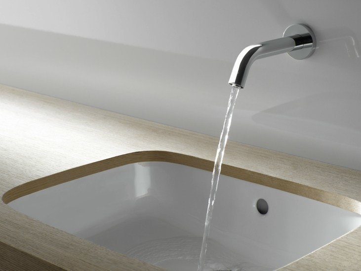 PUBLIC | Wall-Mounted Tap for public WC By TOTO