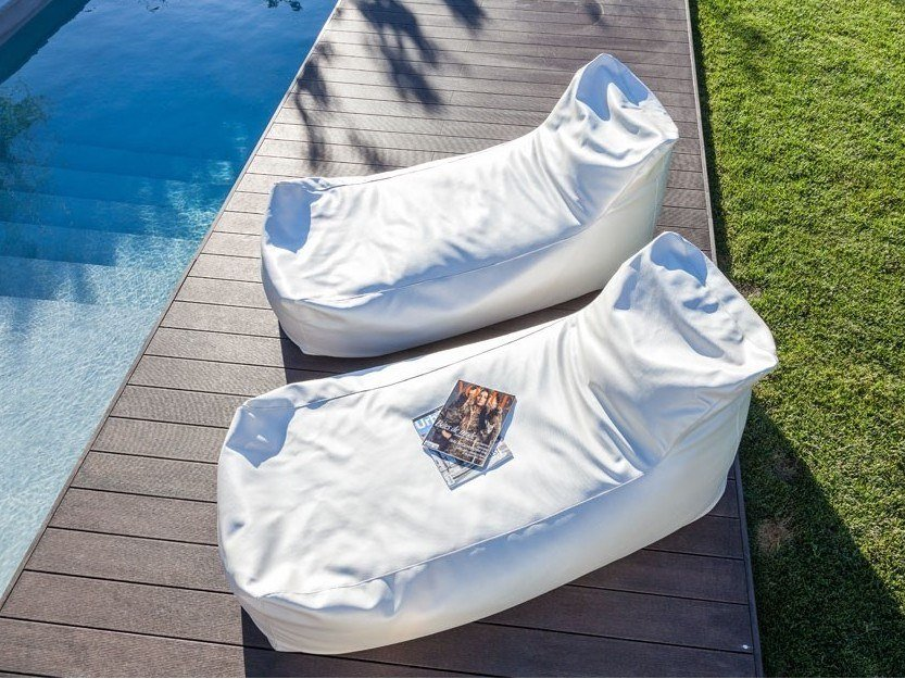Garden daybed PUFF by Sit