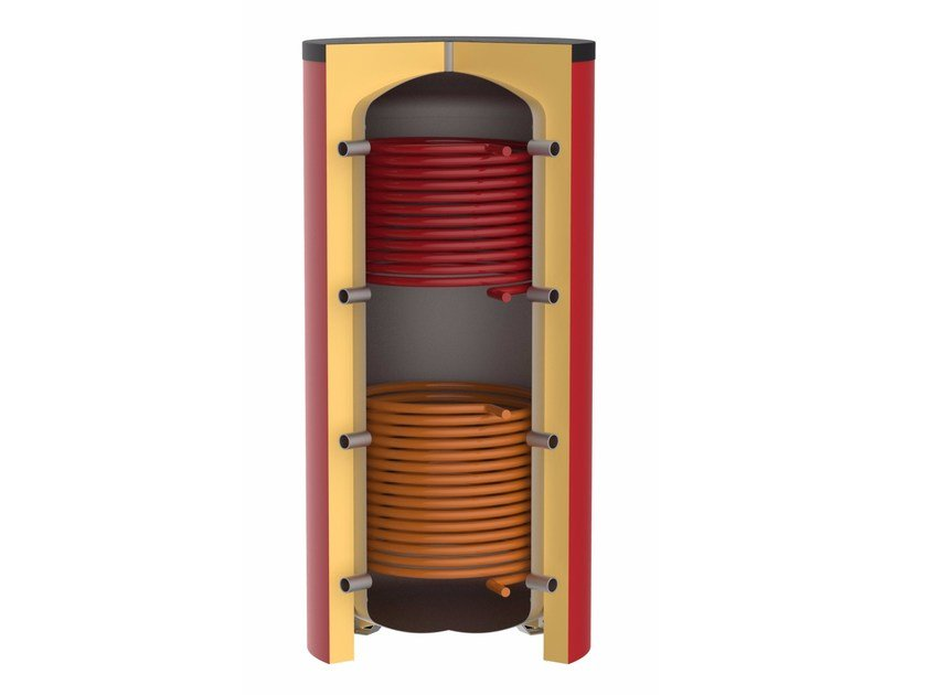 Thermal storage tanks PUFFER PFA/B/C by Fiorini Industries