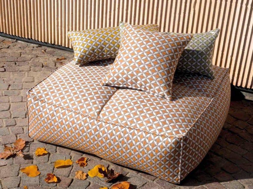 Level Design Pouf.Puffone Square Garden Pouf