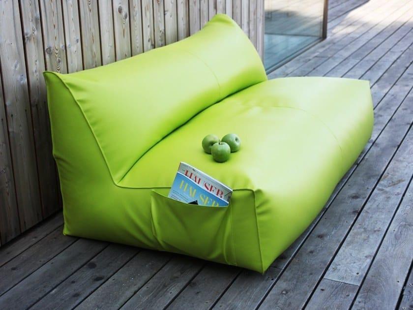 2 seater fabric garden sofa PUFFONE   Fabric garden sofa by GART