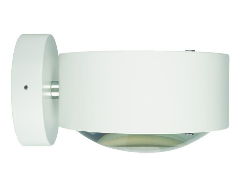 Lampada da parete per esterno a luce diretta e indiretta PUK MAXX WALL OD by Top Light