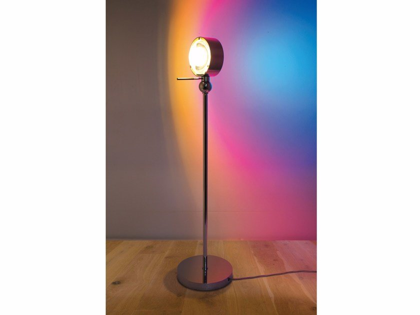 Metal table lamp with fixed arm PUK MIKE | Table lamp by Top Light