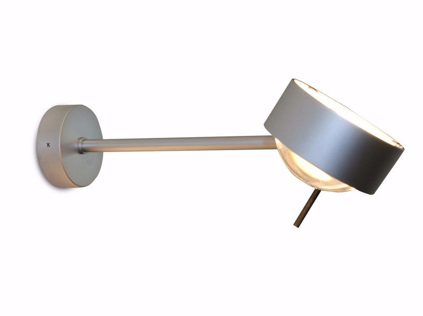 Adjustable metal wall lamp PUK SIDE SINGLE | Wall lamp by Top Light