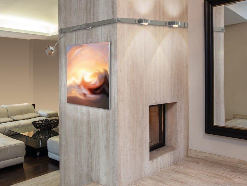 Lampada da parete per quadri PUK SYSTEM GALLERY by Top Light