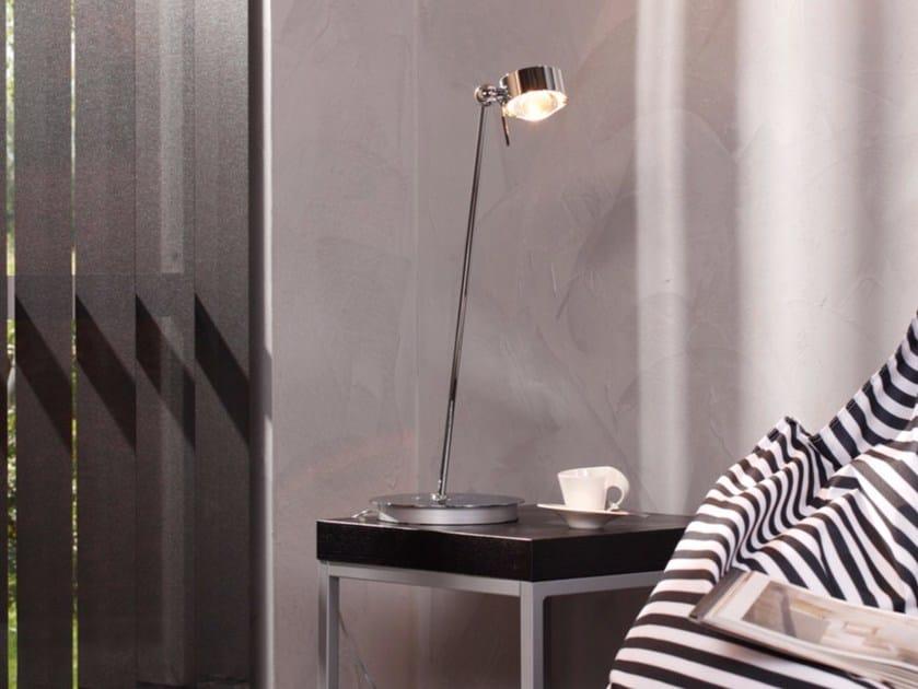 Adjustable metal desk lamp PUK TABLE SINGLE by Top Light