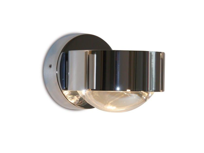 Metal wall light PUK WALL by Top Light