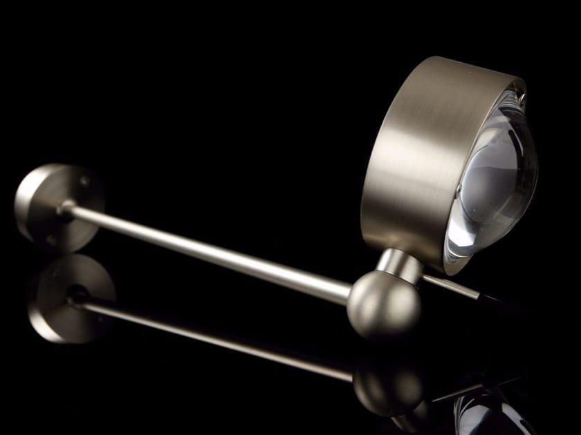 Adjustable metal wall light PUK WING SINGLE | Wall light by Top Light