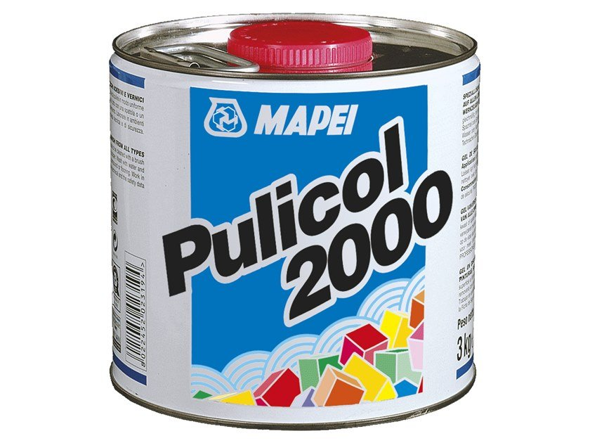 Solvent PULICOL 2000 by MAPEI