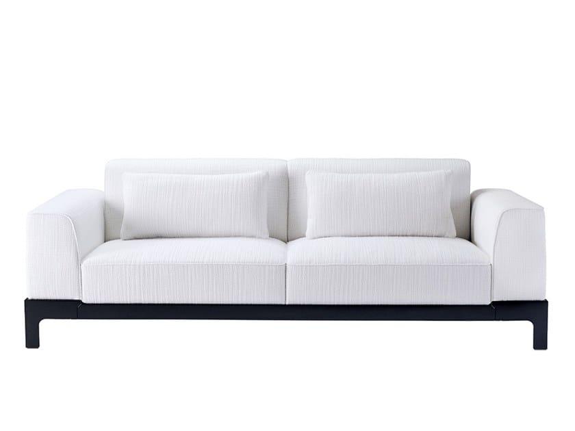 3 seater fabric sofa PULLMAN | 3 seater sofa by Promemoria