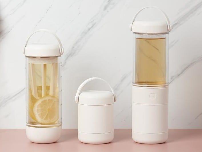 Plastic tea set PULSE TEA by ZENS Lifestyle