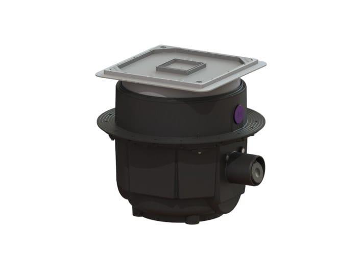 Grey water unit PUMPFIX S by Kessel