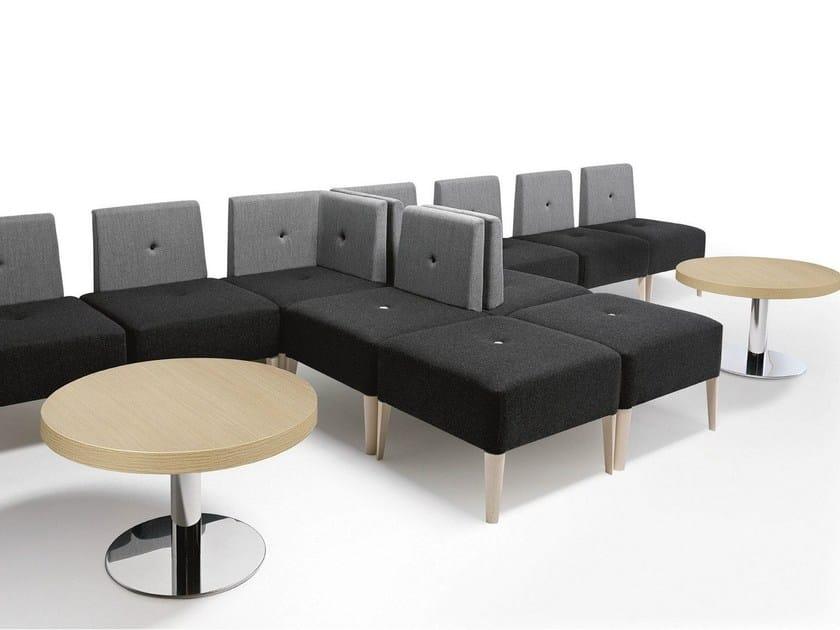 Sectional modular sofa Punto 227-228-229 by Metalmobil