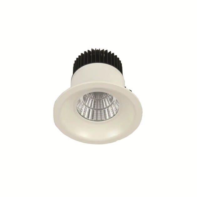 LED recessed round spotlight INLUX ITALIA - PUPILLA 7 by NEXO LUCE