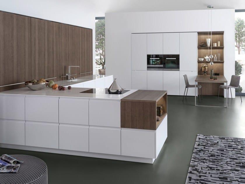 Cucina pur fs topos by leicht - Cucine leicht prezzi ...
