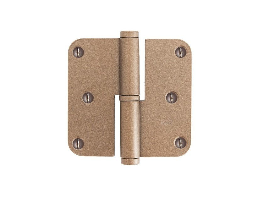 Bronze door hinge PURE 13798 by Dauby