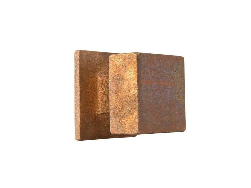 Bronze door knob PURE 14506 by Dauby
