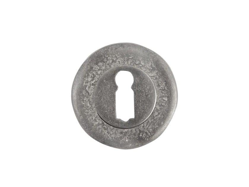 Round keyhole escutcheon PURE 14825 by Dauby