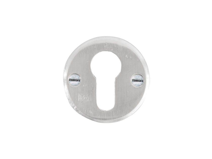 Round keyhole escutcheon PURE 15078 by Dauby