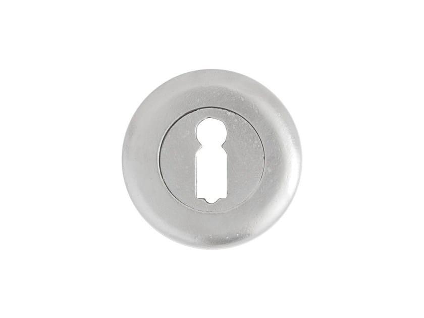 Round keyhole escutcheon PURE 15082 by Dauby
