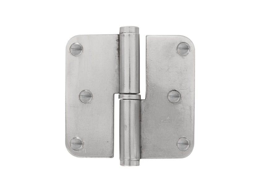 Metal door hinge PURE 15703 by Dauby