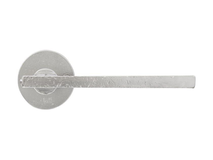 Bronze door handle PURE 16870 by Dauby