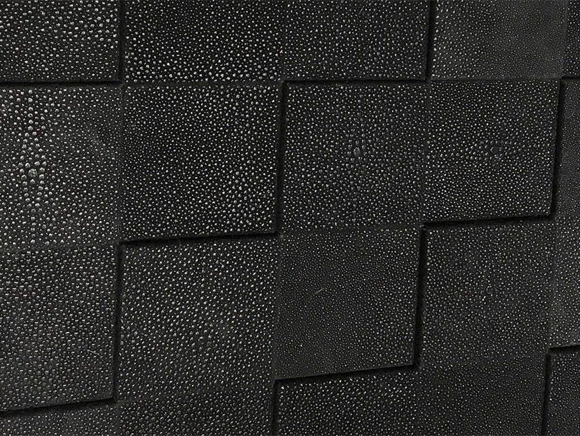 Indoor leather 3D Wall Cladding PURE 3D by Miyabi casa