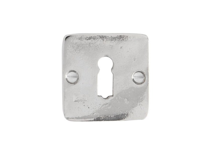 Square keyhole escutcheon PURE 7740 by Dauby