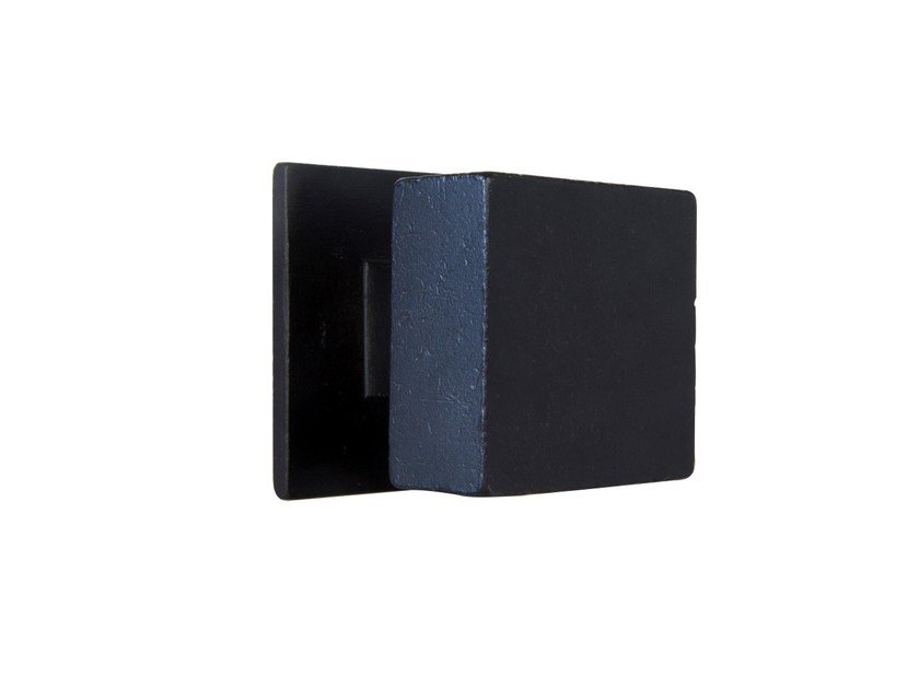 Iron door knob PURE 8080 by Dauby