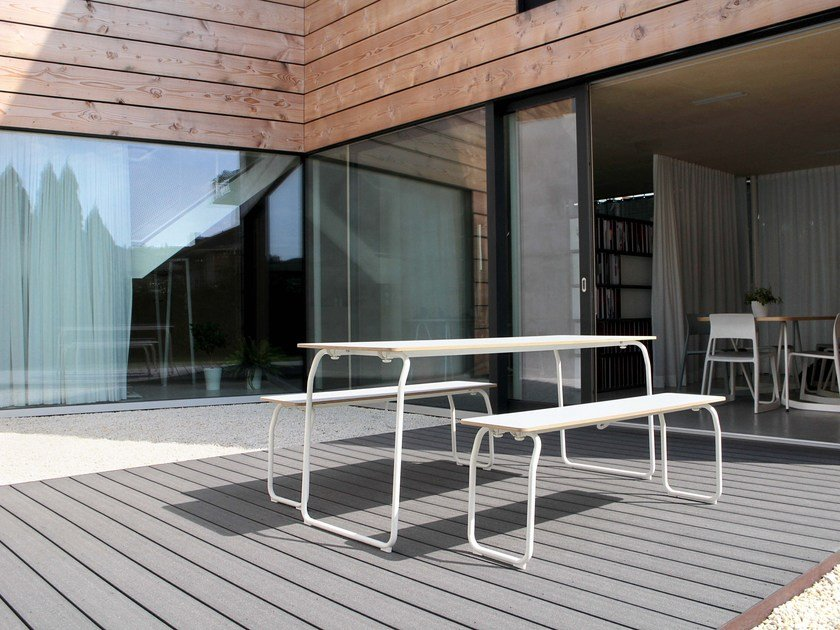 WPC decking PURE BERLIN by MYDECK®