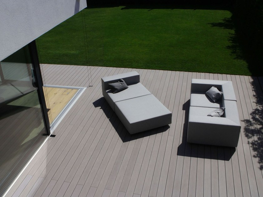 WPC decking PURE BOSTON by MYDECK®