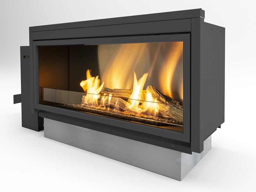 Bioethanol Fireplace insert PURE FLAME | Fireplace insert by Planika