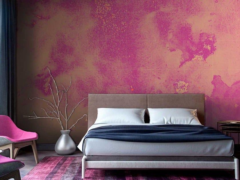 Indoor leather wall tiles PURE MOSAIC by Miyabi casa