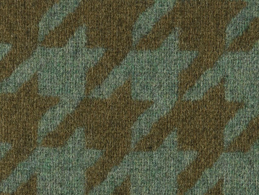 Fire retardant fabric PURE WOOL JAQ 2150 by ABITEX