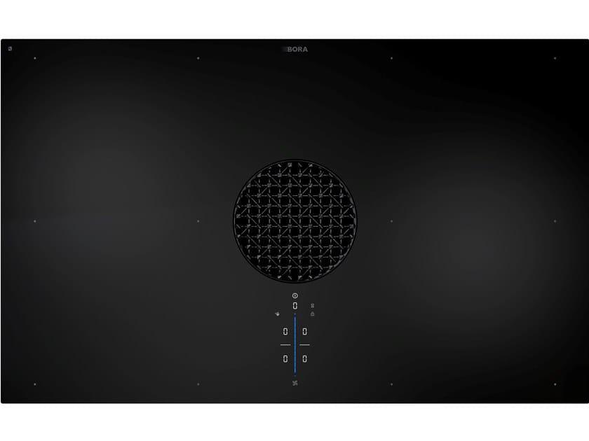 Piano cottura ad induzione con aspiratore - Filtrante PUXU by Bora