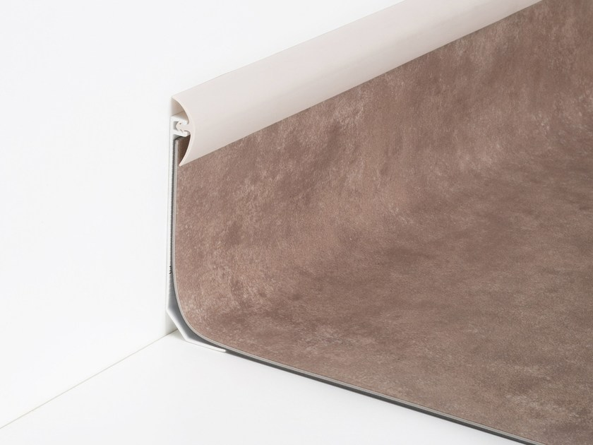 PVC Skirting board PVC LINE 148 by PROFILPAS