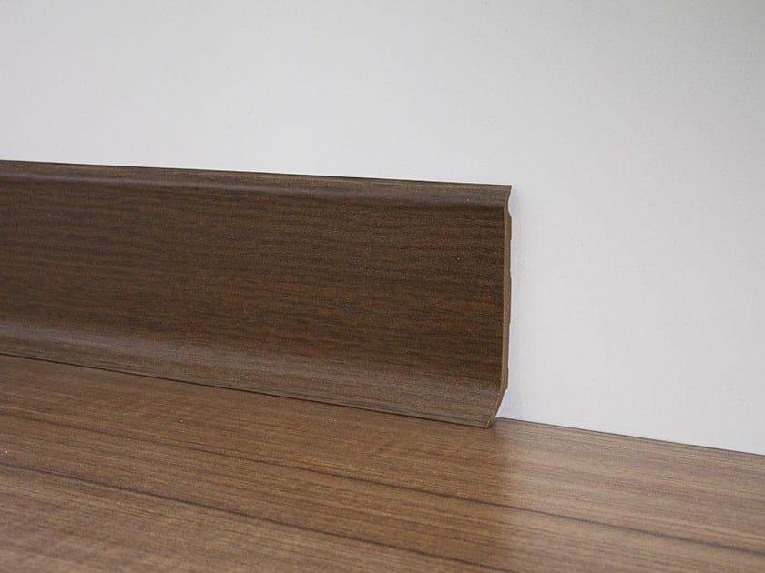 PVC Skirting board PVC LINE 8596-8598 by PROFILPAS