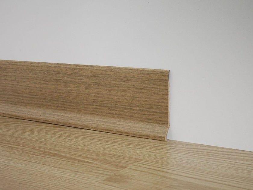 PVC Skirting board PVC LINE 8600-8610-8611 by PROFILPAS