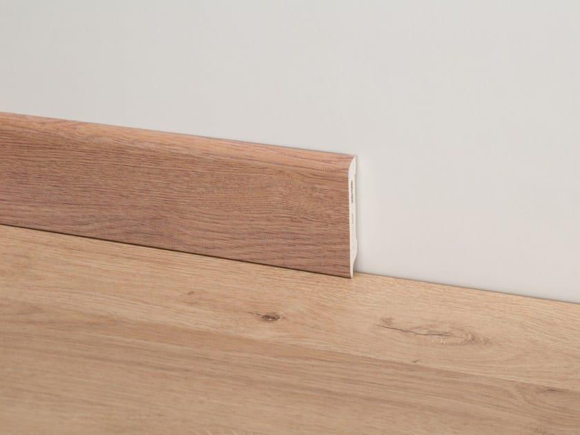 PVC Skirting board PVC LINE 8605 by PROFILPAS