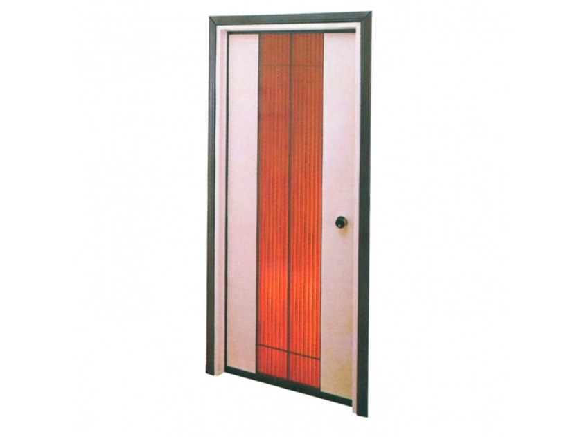 Hinged PVC door PVC interior doors by Ital-Plastick