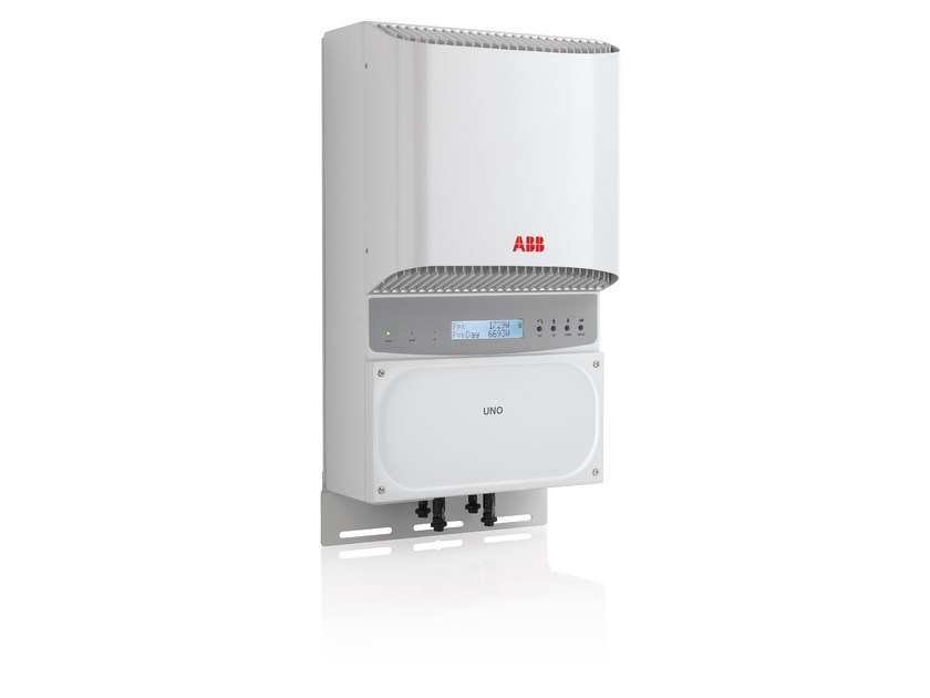 Single-phase Inverter for photovoltaic system PVI-3.0-TL-OUTD by ABB