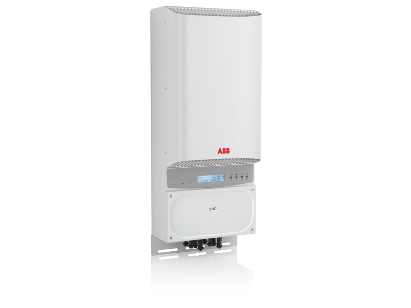 Single-phase Inverter for photovoltaic system PVI-6000-TL-OUTD by ABB