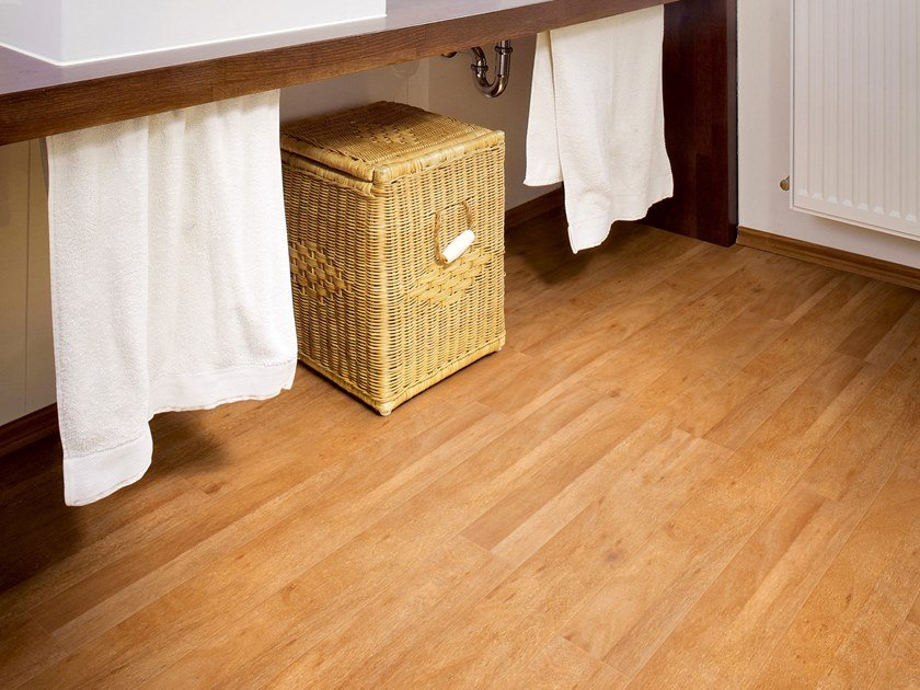 PVC flooring with wood effect PW 1115 by PROJECT FLOORS