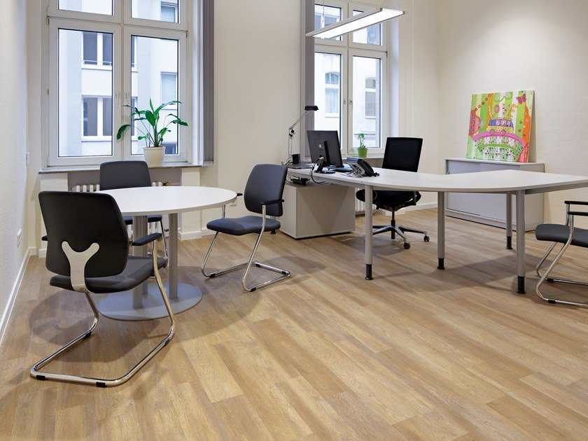 PVC flooring with wood effect PW 1250 by PROJECT FLOORS