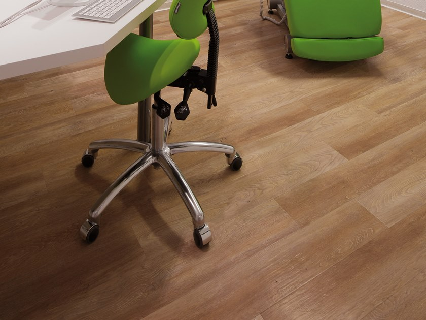 PVC flooring with wood effect PW 1251 by PROJECT FLOORS