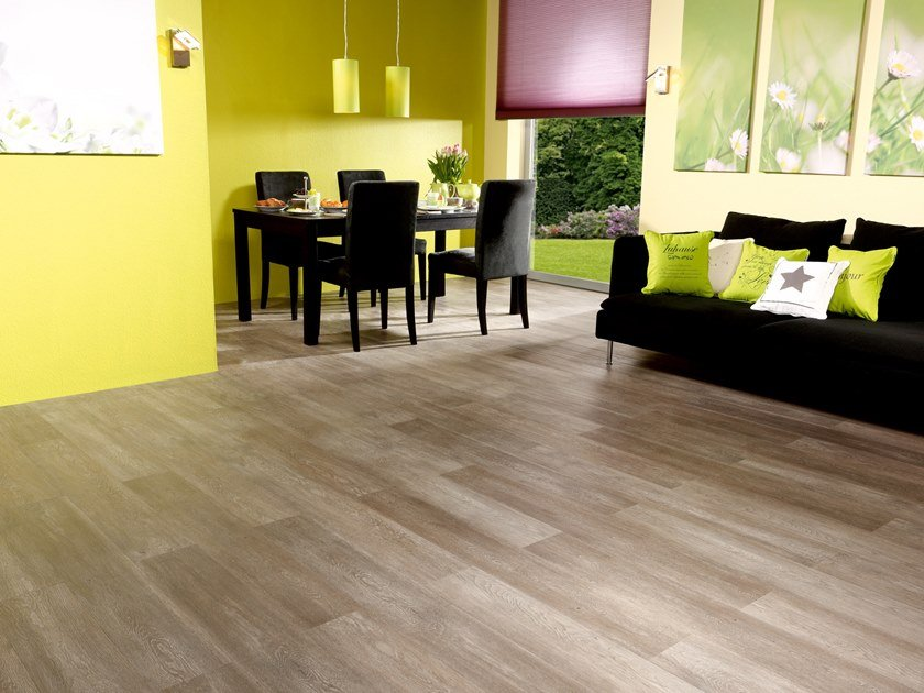 PVC flooring with wood effect PW 1255 by PROJECT FLOORS