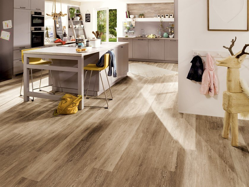 PVC flooring with wood effect PW 1260 by PROJECT FLOORS
